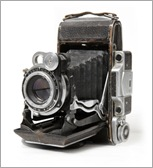 Old Fashioned camera -