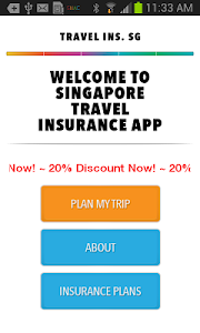 SG Travel Insurance screenshot 0