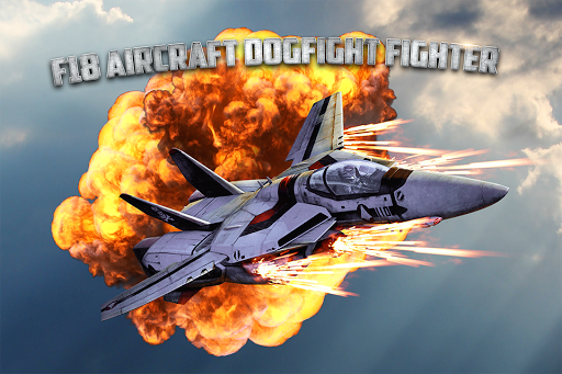 F A-18 攻擊機射击 - 免费飛機机票驾驶游戏