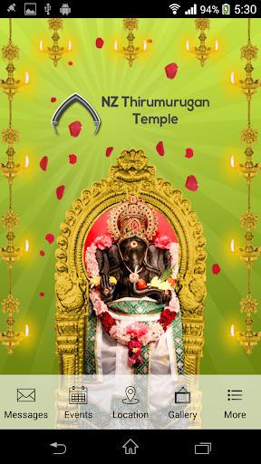 NZ Murugan Temple