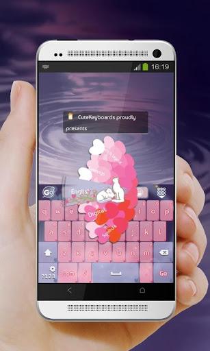 小貓愛 GO Keyboard