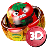 Air Hockey Fire 3D