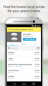 GoodRx Drug Prices and Coupons v3.2.2