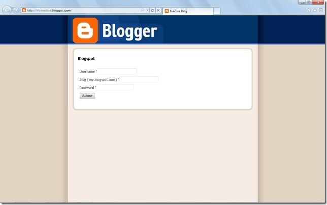 inacive-blog-site