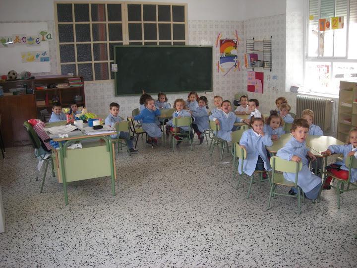1ºEducación  Infantil