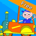 Kids Animal Game - Zoo Train icon