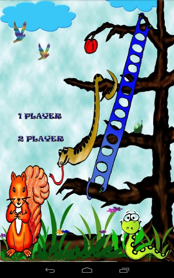 Snakes N Ladder (Ludo free)- screenshot