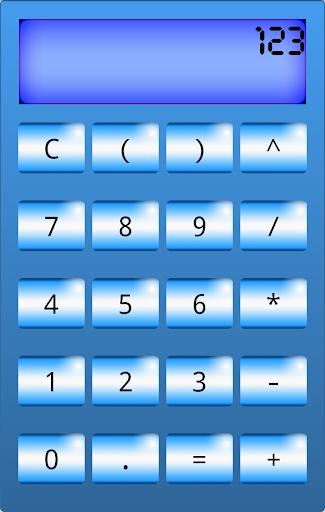 Calculadora estandar