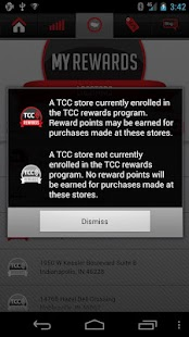 TCC Rewards - screenshot thumbnail