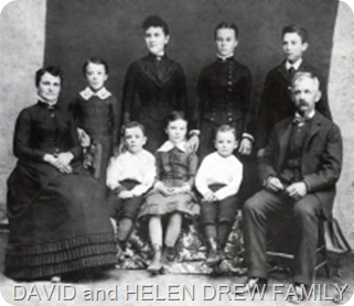 David and Helen Drew Family