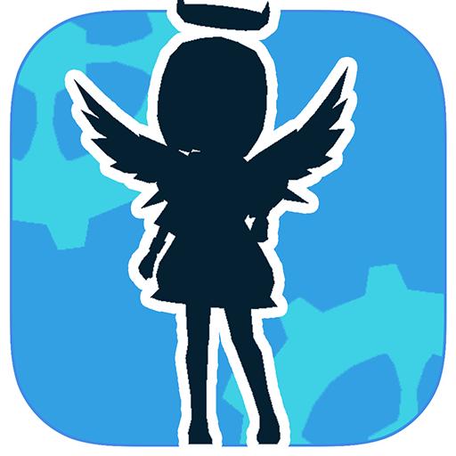 Angel Jump 動作 LOGO-玩APPs