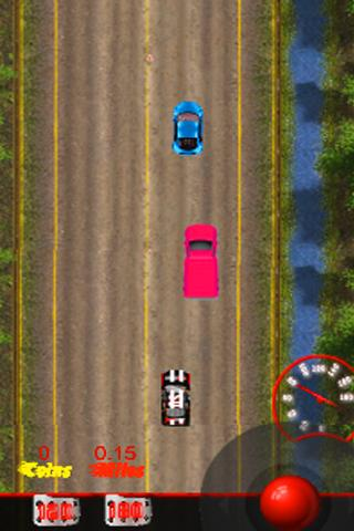 HotWheel Highway Drive - screenshot