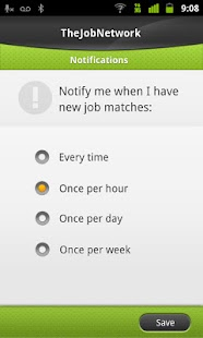 Job Match - TheJobNetwork - screenshot thumbnail