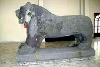 Syria: 3000-Year-Old Lion Statue Bears Witness to Human Civilization