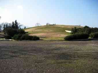 The Great Tumulus at Vergina