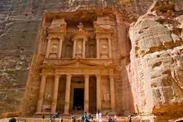 Jordan: Number of tourists reach 5.7 million with 22 % increase