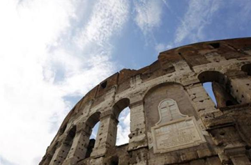 Rome Colosseum opens gladiators' dungeons to public