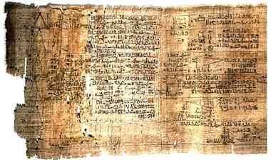 The Rhind Mathematical Papyrus: an ancient Egyptian mind boggler