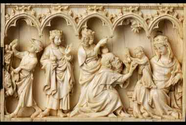 Website helps Medieval ivories come to light