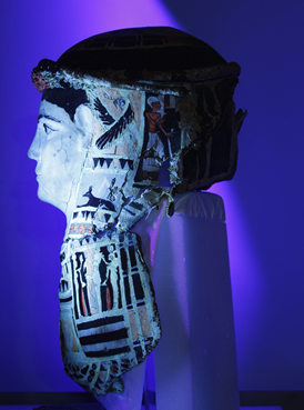 The Conservator's Art: Preserving Egypt's Past Exhibition at the Hearst Museum