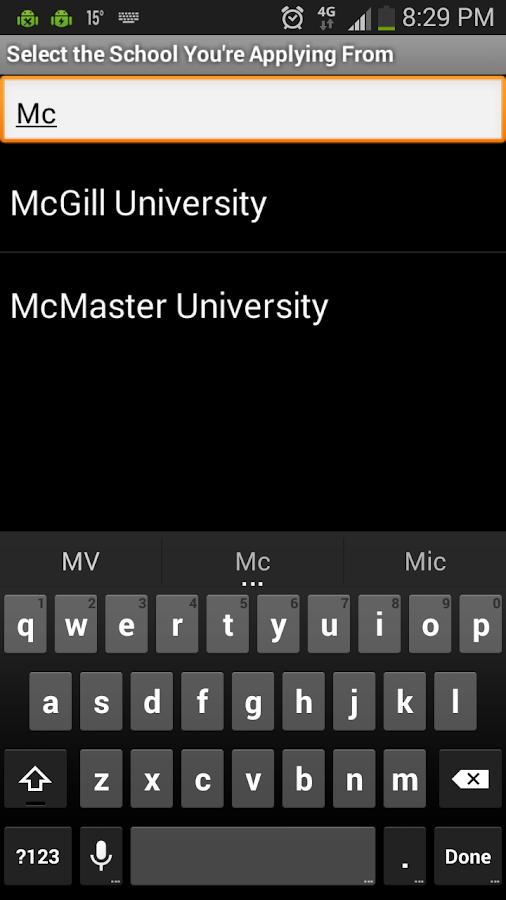 Olsas gpa calculator android apps on google play olsas gpa calculator screenshot ccuart Choice Image