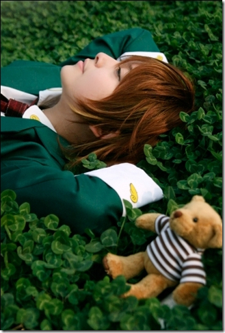 card captor sakura cosplay - li syaoran 02