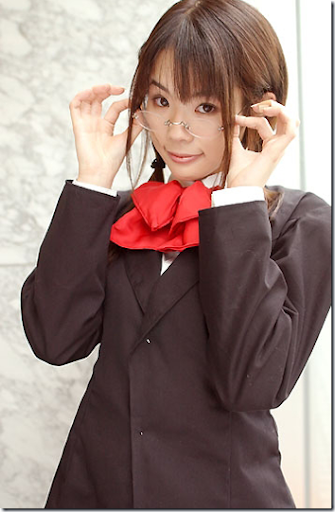 unknown cosplay 54 / ichigo strawberry 100% cosplay - toujou aya