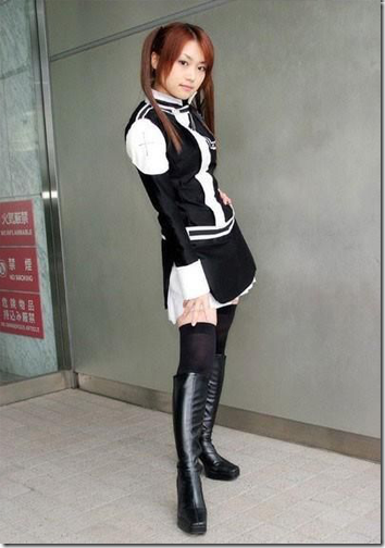 d. gray-man cosplay - lenalee lee 03