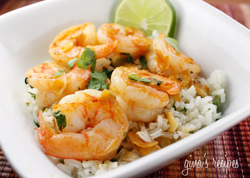 Garlic Shrimp Skinnytaste