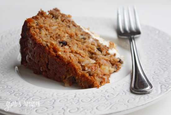 Carrot And Pumpkin Gluten Free Cake