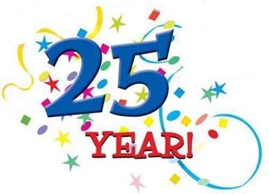 25 års dag BLANKATORPET   En blogg om mig själv och mitt dagliga liv : Härlig  25 års dag