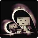 3D Danbo love wallpaper icon