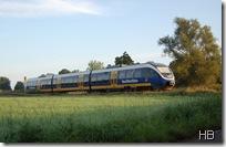 Bahn © H. Brune