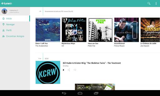 TuneIn Radio- screenshot thumbnail