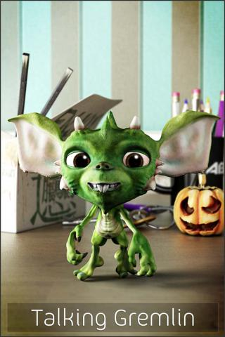 Talking Gremlin - screenshot