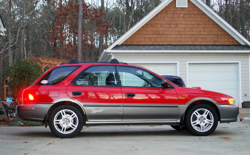 Fs   For Sale  Nc  1997 Subaru Impreza Outback Sport Wagon