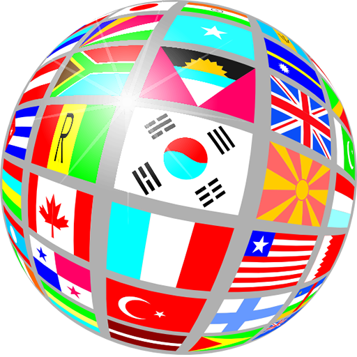 拼字必備App|Countries of the World LOGO-綠色工廠好玩App