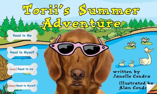 Torii's Summer Adventure