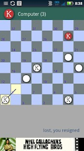 Checkers Time - Online- screenshot thumbnail