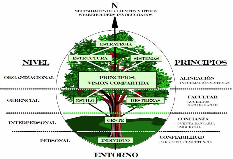 Liderazgo centrado en principios en el plano organizacional – Por Stephen R. Covey