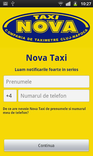 Nova Taxi