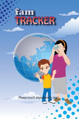 FamTracker Family Locator - screenshot