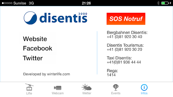 Disentis3000- screenshot thumbnail