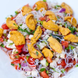 Sea Urchin Ceviche Recipe