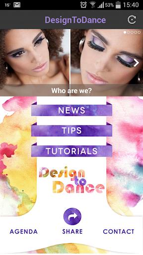 Design To Dance