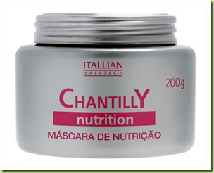Máscara de Nutricao -  Hair Way Chantilly _ Alta