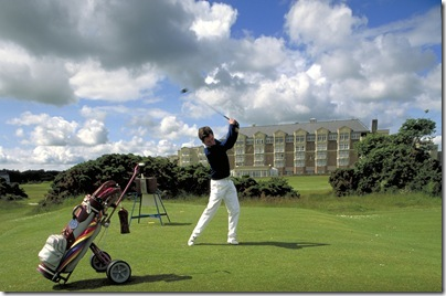 golf_St Andrews_Scotland