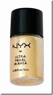 Loose Pearl Eyeshadow - NYX - R$ 2900
