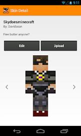 Minecraft Skin Studio Screenshot 5