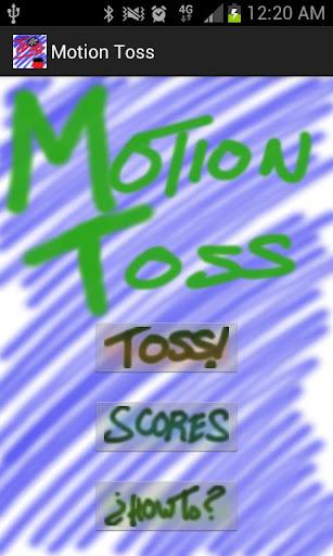 Motion Toss